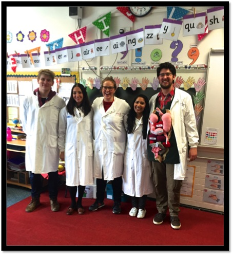 Cotteridge School STEM Team 17March2016-fr